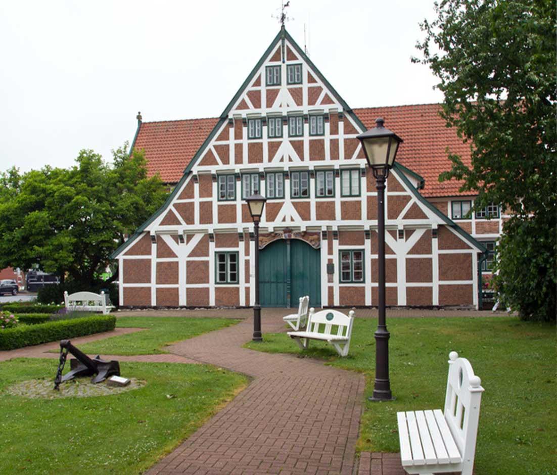 Altes-Land-Rathaus-Jork