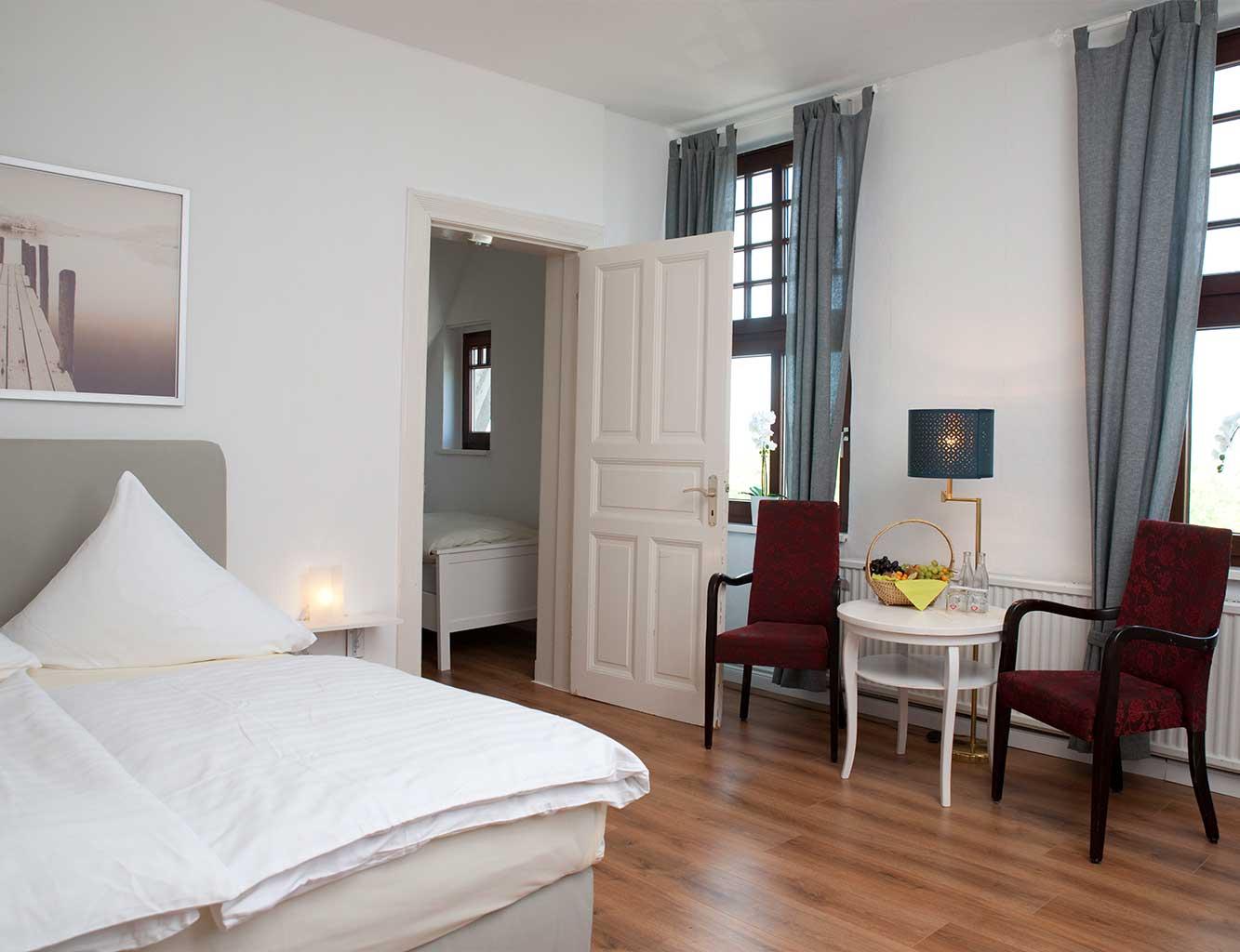 Hotel-Fährhaus-Kirschenland-Familienzimmer-Ansicht2