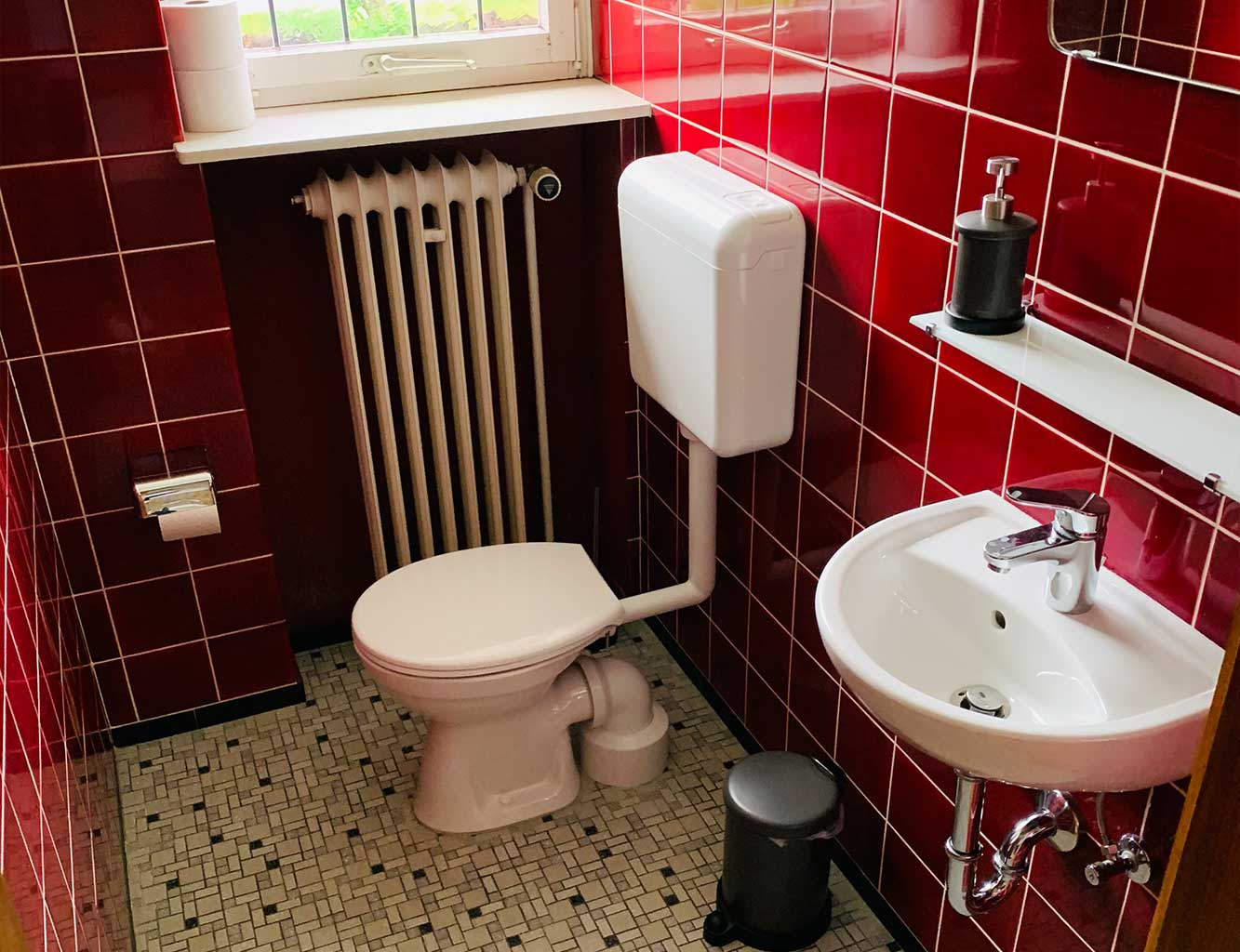 Hotel-Fährhaus-Kirschenland-Ferienwohnung-Erdgeschoss-WC
